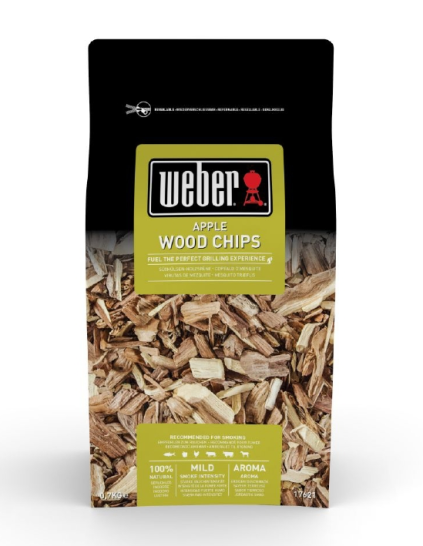Weber Fire Spice Chips, Apfel 17621