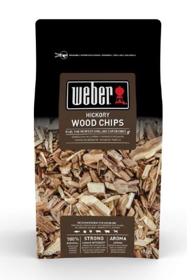 Weber Fire Spice Chips, Hickory 17624