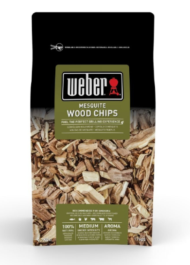 Weber Fire Spice Chips, Mesquite 17625