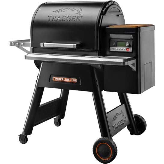 Traeger Pelletgrill Timberline 850 D2 Edition 2021 TFB85WLEC